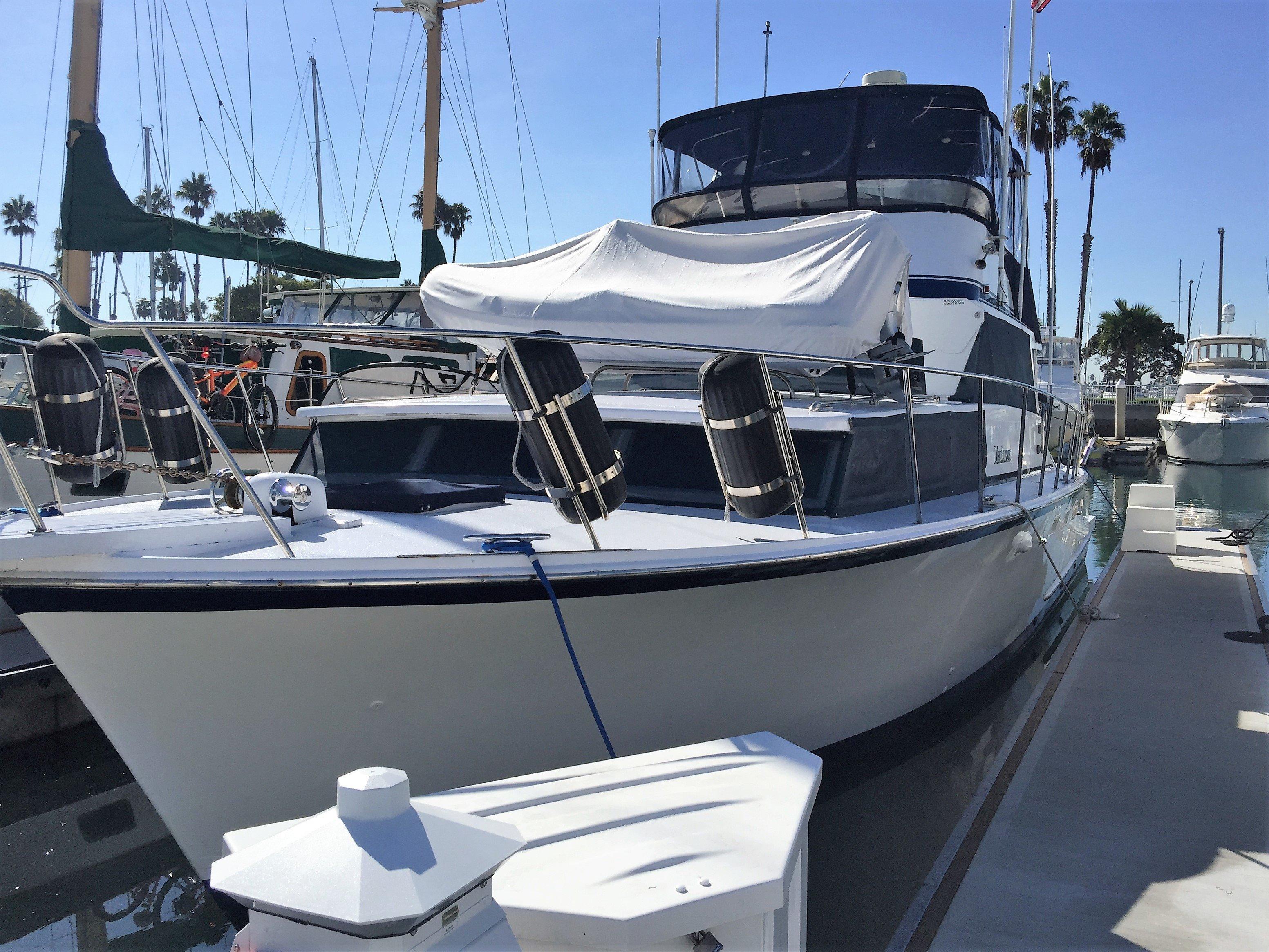 1969 Marlineer 48 Sport Fisher 6000010 Baja Boat Electrical Schematic Image