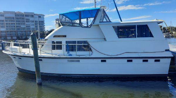 Atlantic 47 Motor Yacht Aft Cabin