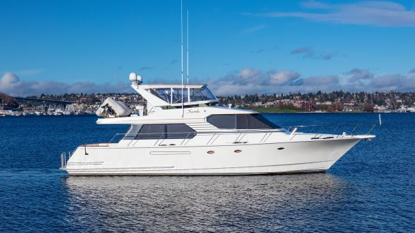 West Bay 58' Pilothouse