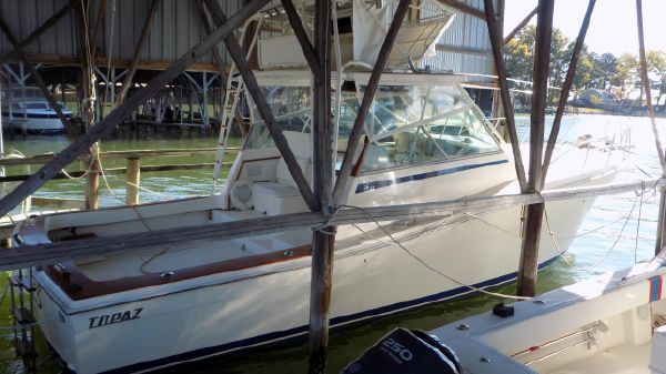 Topaz 38 Flybridge