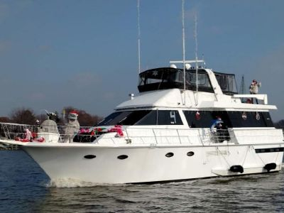 1989 Viking<span>55 Motor Yacht Widebody</span>