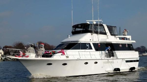 Viking 55 Motor Yacht Widebody