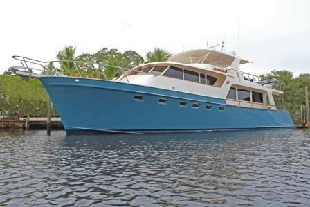 Marlow Explorer 70E Casamar Profile