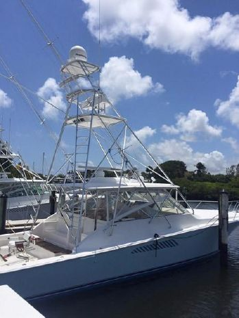2007 Viking 52 Open Jupiter, Florida, United States - Lima