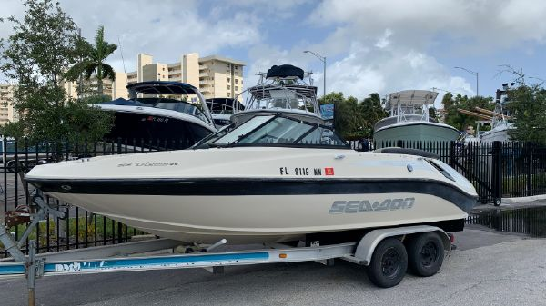 Sea-Doo Sport Boats 205 Utopia SE