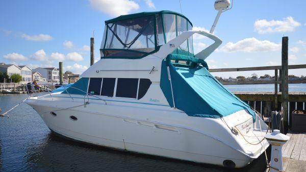 Silverton 362 Sedan Cruiser