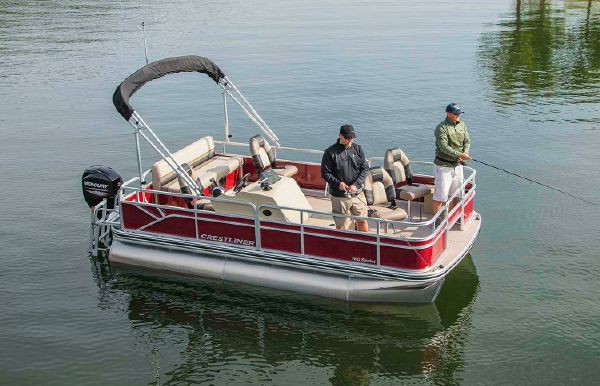 2020 Crestliner 160 Sprint Fish & Cruise