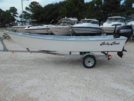 Bully Boat 15 ft tiller image