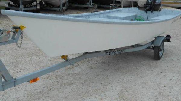 Bully Boat 15 ft tiller