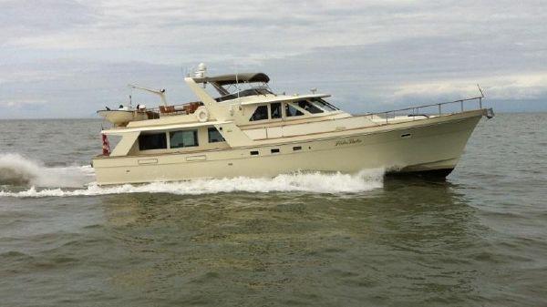 Tollycraft 61 Pilothouse Motor Yacht