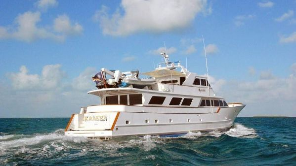 Broward Motor Yacht 110 Pilothouse image