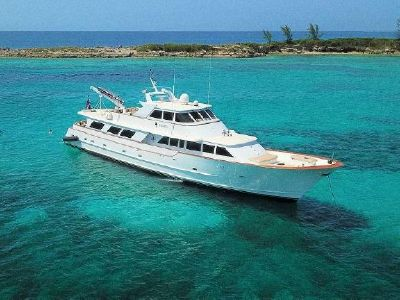 1983 Broward<span>Motor Yacht 110 Pilothouse</span>