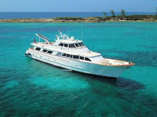 Broward Motor Yacht 110 Pilothouse - main image