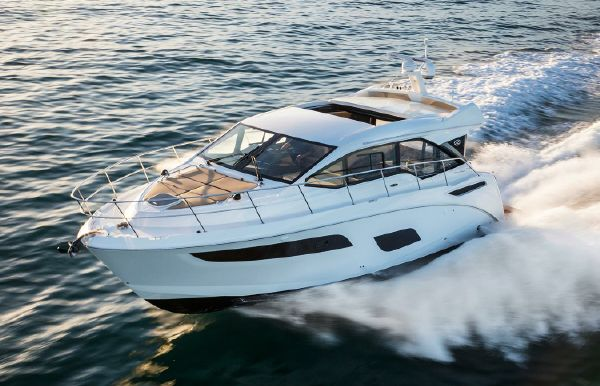 2018 Sea Ray Sundancer 460