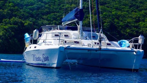 Royal Cape Catamaran Majestic 530