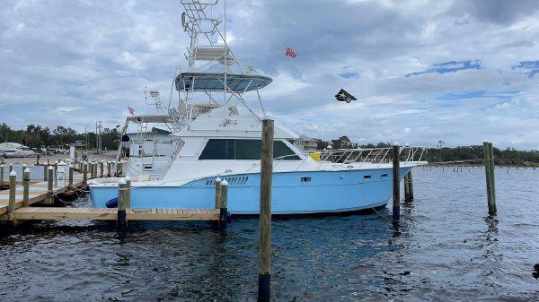 Hatteras Convertible Sportfish