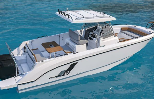 2021 Beneteau flyer 9 spacedeck