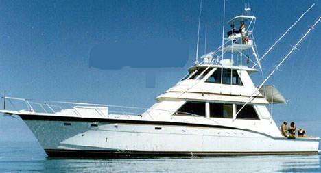 Hatteras FlyBridge SportFish