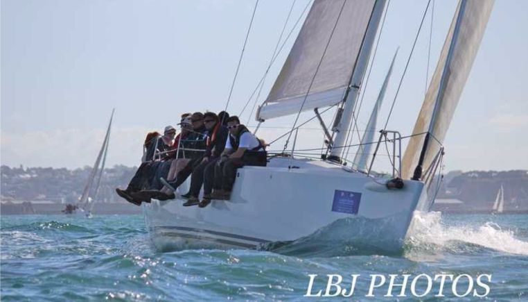 2011 J Boats J/122 Guernsey - Approved Boats