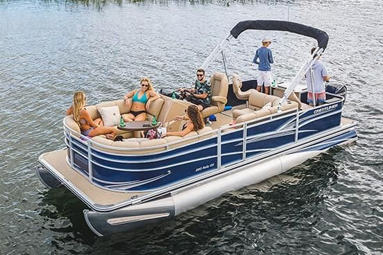 2019 Crestliner 220 Rally DX CW