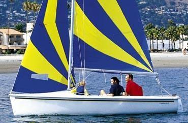 Catalina 16.5 - main image