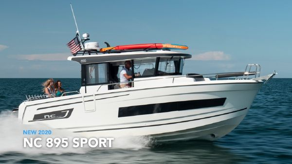 Jeanneau NC 895 Sport