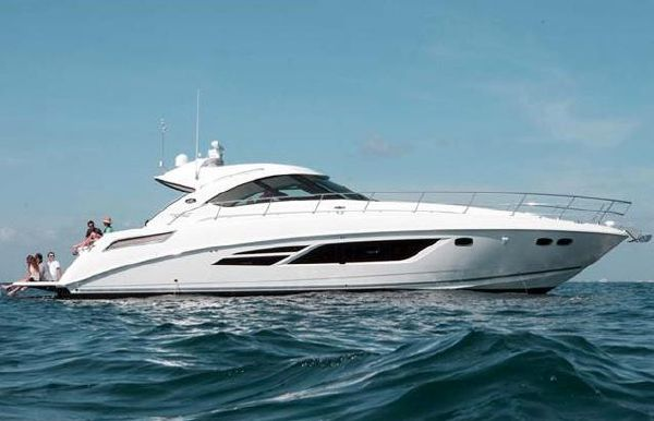 2017 Sea Ray Sundancer 540