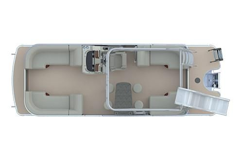 2019 Aqua Patio 255 SDB