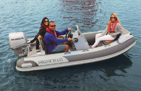 2020 Highfield Classic 360 Deluxe