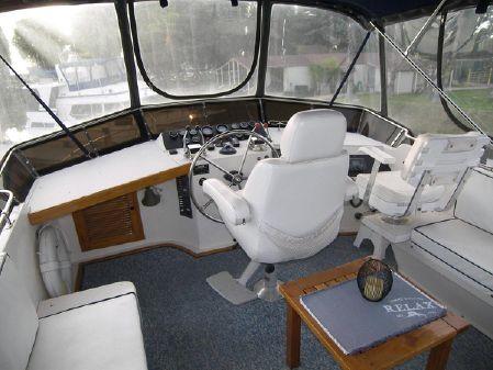 Kha Shing Cockpit Motoryacht image