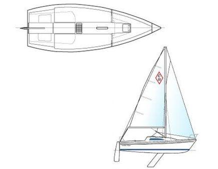 Catalina 22 Sport image