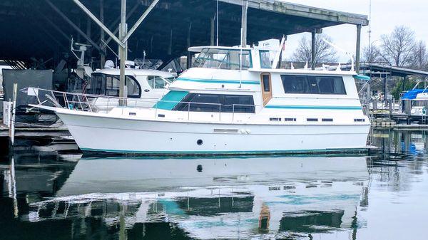 Gulfstar Motoryacht