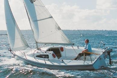 Catalina Capri 22 On Order