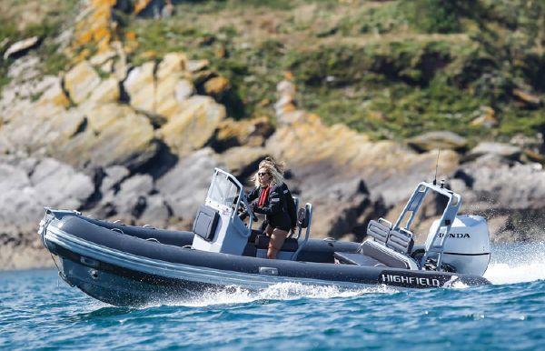 2020 Highfield Ocean Master 350
