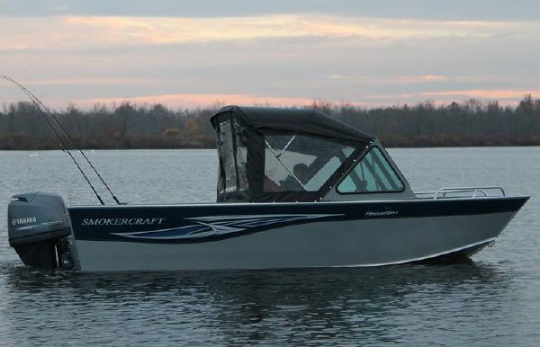 2018 Smoker Craft 182 Phantom