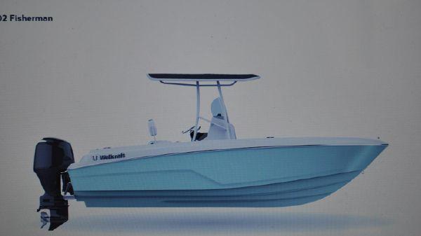 Wellcraft 202 -Yamaha F150XB & Trailer