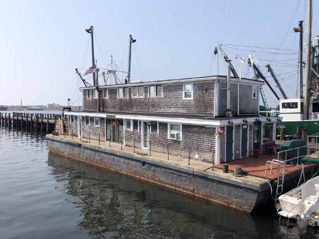 1912 Houseboat