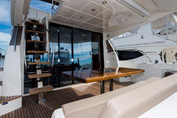 2015 Prestige 550 Fly Buy Maine