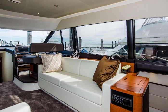 2015 Prestige 550 Fly Purchase Connecticut