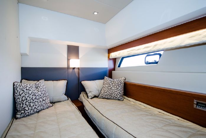 2015 Prestige 550 Fly Sell BoatsalesListing