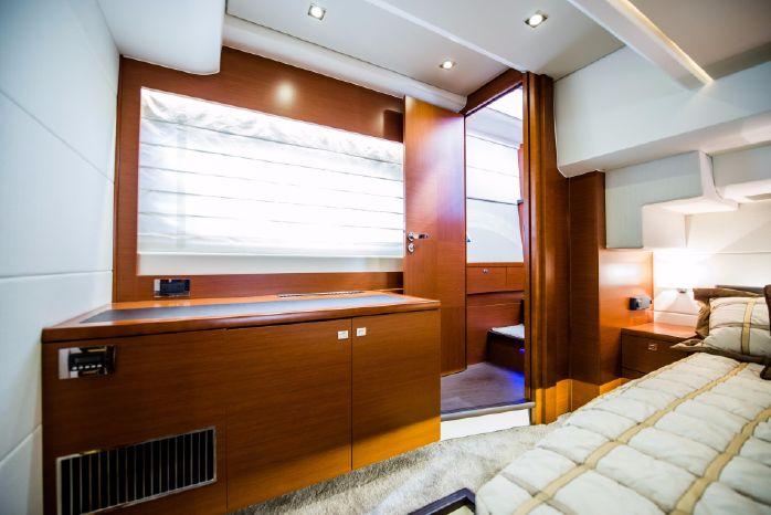 2015 Prestige 550 Fly Broker Buy