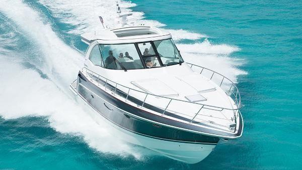 Formula 48 Yacht