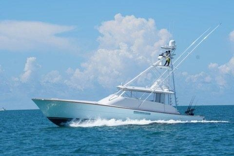 Merritt Custom 58' Express Sportfish OASIS