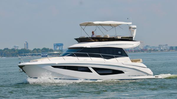 Regal 42 Flybridge