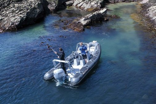 Highfield Ocean Master 420 image