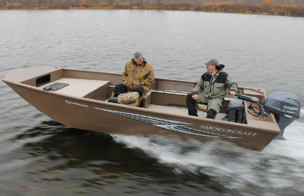 2019 Smoker Craft 1660 Sportsman