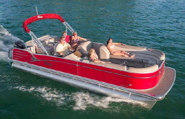 2017 Tahoe Pontoon Cascade Cruise - 21'