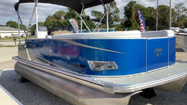 Tahoe Pontoon LTZ2085CR
