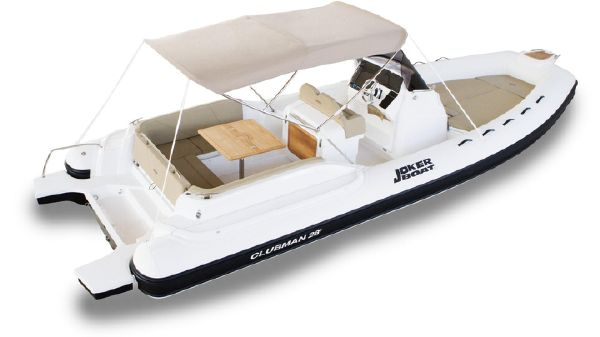 JokerBoat Clubman 28