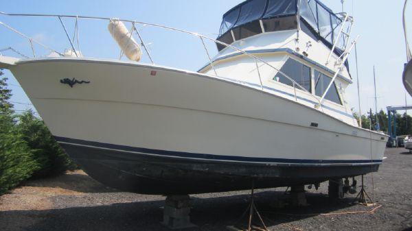 Viking Boats 35 Convertible